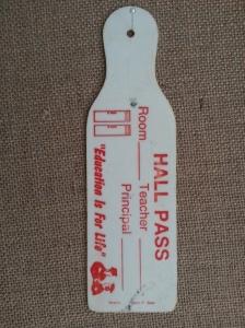 original hall pass